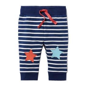 Штаны детские Морские звёзды (код товара: 45487): купить в Berni