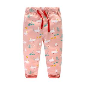 Штаны для девочки Лебеди (код товара: 45486): купить в Berni