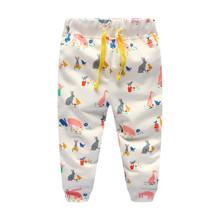Штаны для девочки Животные (код товара: 45489)