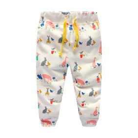 Штаны для девочки Животные (код товара: 45489): купить в Berni