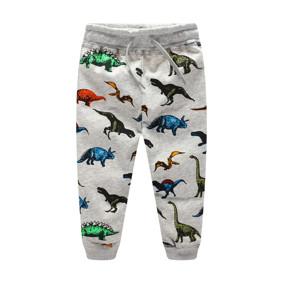 Штаны для мальчика Динозавры (код товара: 45498): купить в Berni