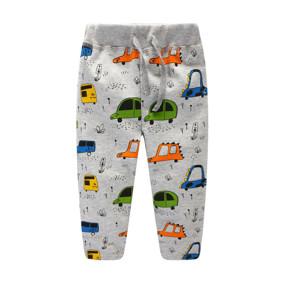 Штаны для мальчика Машинки (код товара: 45491): купить в Berni