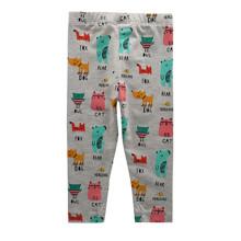 Леггинсы для девочки Забавные животные (код товара: 45530)