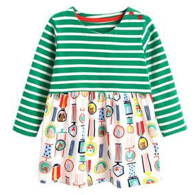 Платье для девочки Награды (код товара: 45519): купить в Berni