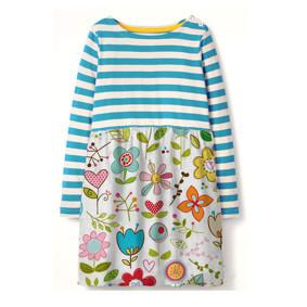 Платье для девочки Полевые цветы (код товара: 45521): купить в Berni