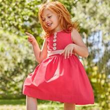 Платье для девочки Ромашки (код товара: 45510)