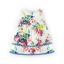 Платье для девочки Розы оптом (код товара: 45512)