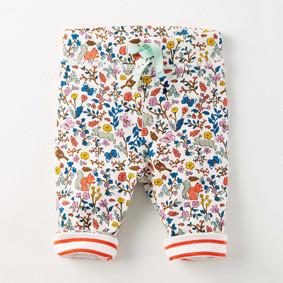 Штаны для девочки Природа (код товара: 45509): купить в Berni