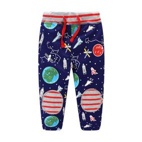 Штаны для мальчика Космос (код товара: 45531): купить в Berni