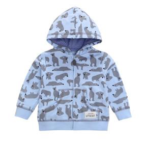 Кофта для мальчика Бурые мишки (код товара: 45641): купить в Berni