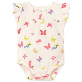 Боди для девочки Бабочка (код товара: 45739): купить в Berni