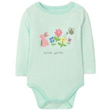 Боди для девочки Маленький сад (код товара: 45736)