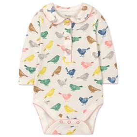Боди для девочки Птицы (код товара: 45746): купить в Berni