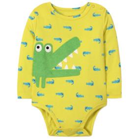 Боди для мальчика Крокодил (код товара: 45737): купить в Berni