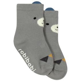 Детские антискользящие носки Мишка оптом (код товара: 45797): купить в Berni
