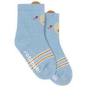 Детские антискользящие носки Мишка оптом (код товара: 45799): купить в Berni