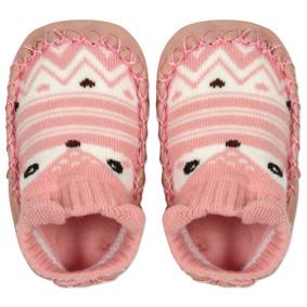 Детские носки с антискользящей подошвой  Лиса (код товара: 45725): купить в Berni