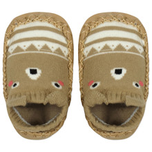 Детские носки с антискользящей подошвой Мишка (код товара: 45727)