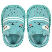 Детские носки с антискользящей подошвой Пес (код товара: 45726)