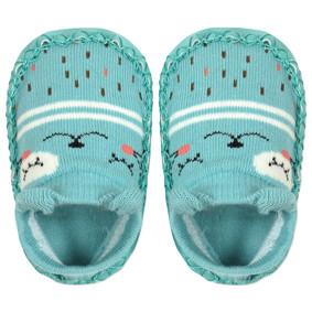 Детские носки с антискользящей подошвой Пес (код товара: 45726): купить в Berni