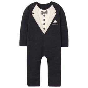 Комбинезон для мальчика Смокинг (код товара: 45765): купить в Berni