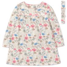 Комплект для девочки 3 в 1 Цветы (код товара: 45795)