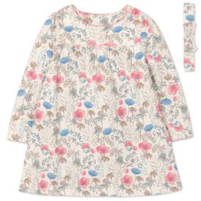 Комплект для девочки 3 в 1 Цветы (код товара: 45795): купить в Berni