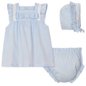 Комплект для девочки 3 в 1 Полоска (код товара: 45786): купить в Berni