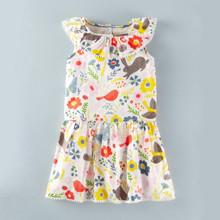 Плаття для дівчинки Пташка оптом (код товара: 45720)