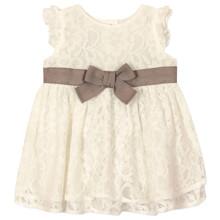 Платье для девочки Цветы (код товара: 45794)