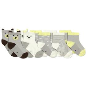 Детские антискользящие носки Мишка (5 пар) (код товара: 45805): купить в Berni