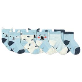 Детские антискользящие носки Пес (5 пар) (код товара: 45803): купить в Berni
