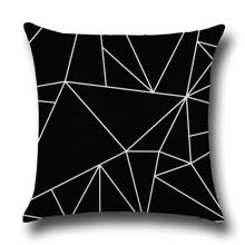 Подушка декоративная Разбитое стекло 45 х 45 см оптом (код товара: 45848)