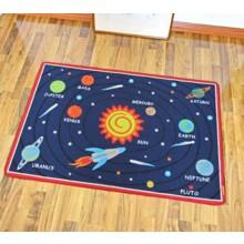 Килимок для дитячої кімнати Астрономія 100 х 130 см (код товара: 45991)