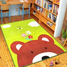 Килимок для дитячої кімнати Ведмідь 100 х 130 см оптом (код товара: 45980)