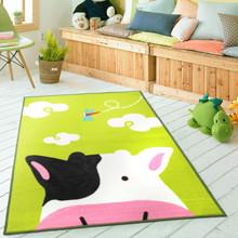 Коврик для детской комнаты Коровка 100 х 130 см (код товара: 45974)