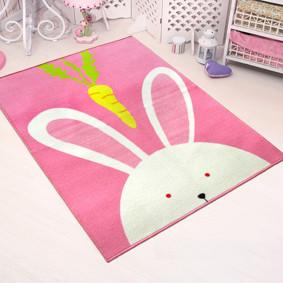 Коврик для детской комнаты Кролик 100 х 130 см (код товара: 45973): купить в Berni
