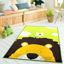 Коврик для детской комнаты Лев 100 х 130 см (код товара: 45977)