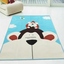 Коврик для детской комнаты Обезьяна 100 х 130 см (код товара: 45978)