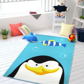 Коврик для детской комнаты Пингвин 100 х 130 см (код товара: 45975): купить в Berni