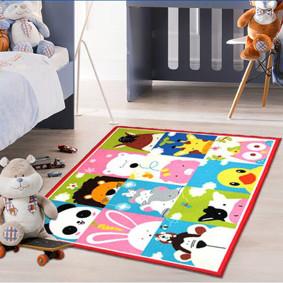 Коврик для детской комнаты Сказочные животные 100 х 130 см (код товара: 45976): купить в Berni