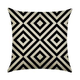 Подушка декоративная Квадраты 45 х 45 см (код товара: 45967): купить в Berni