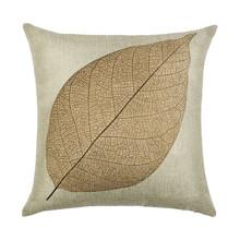 Подушка декоративная Сухой лист 45 х 45 см (код товара: 45944)