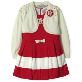 Платье и Болеро для девочки Cocoland (код товара: 4622): купить в Berni