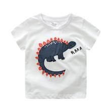 Футболка для мальчика Динозавр (код товара: 46054)