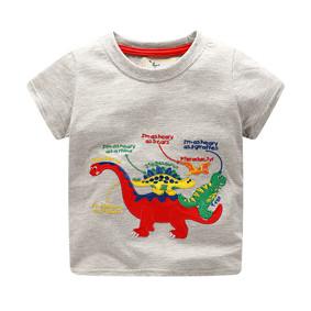 Футболка для мальчика Динозавры (код товара: 46087): купить в Berni