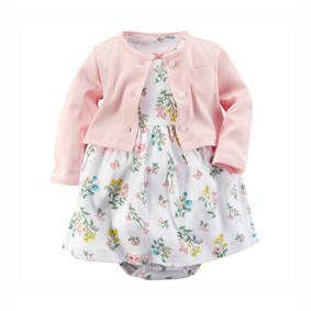 Комплект для девочки 2 в 1 Цветы (код товара: 46092): купить в Berni