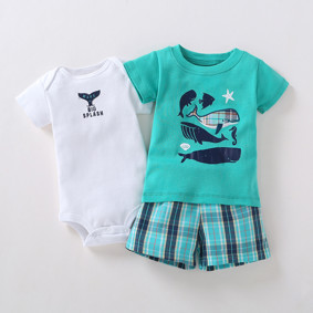Комплект для мальчика 3 в 1 Кит (код товара: 46085): купить в Berni
