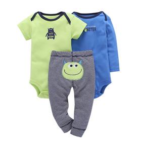 Комплект для мальчика 3 в 1 Монстр (код товара: 46082): купить в Berni