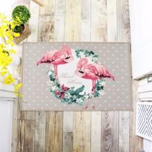 Коврик Фламинго 50 х 80 см (код товара: 46006)
